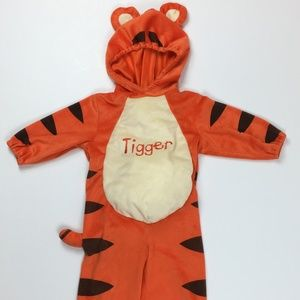 Tigger Costume Baby Size 12-18 months